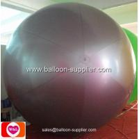 Buy cheap HB-PVC08 silver fly 2.5m helium balloons for wholesale HB-PVC08 from wholesalers