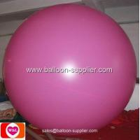 Buy cheap HB-PVC05 pink big pvc helium balloons HB-PVC05 from wholesalers