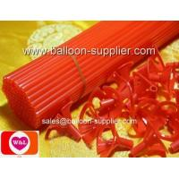 Quality balloon stick cup-Red Red Balloon Sticks and Cups balloon stick cup-Red for sale