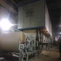 3200mm 120T/day fluting paper making machine