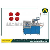 Quality Button Automatic Pad Printing Machine for sale