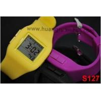 Buy cheap Geneva Watches Electronic Wristwatches EW127 from wholesalers