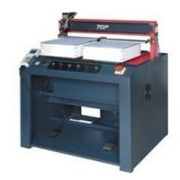 Quality computer automatic gluing machine-for leather product for sale