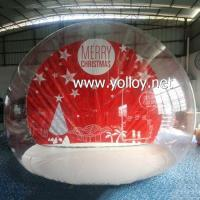 Quality CT-043 Inflatable Snow Globe for sale
