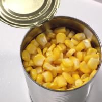 China Canned Sweet Corn/Canned Sweet Corn Kernel/Canned Corn Kernel on sale