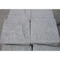 Quality Chinese Granite G603 Grey Granite Mushroom Stone Wall Cladding for sale