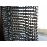 Quality Scale Mesh Curtain for Curtain Space Divider Screen or Portion Wall for sale