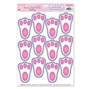 Quality BUNNY PAW PRINTS PEEL N PLACE 15 IN STOCK AA2 for sale