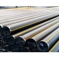 Buried polyethylene (PE) pipes for gas use