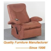 Quality Functional Sofa 8 Points Vibrator Massage Rocking Recliner Chairs for sale