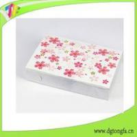 Quality Food Grade Paper Cake Box Cheap Price with factory price for sale