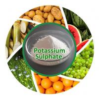 Buy cheap Chemicals Fully Water Soluble 0-0-52 Potassium Sulphate Factory from wholesalers