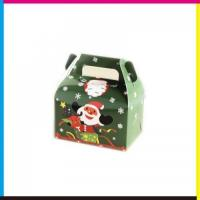 Buy cheap Christmas paper gift packaging box from Wholesalers