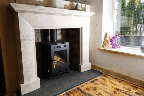 Buy Fireplaces Laural at wholesale prices