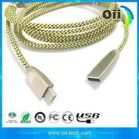 2016 High quality Braided USB Cable cable for iPhone