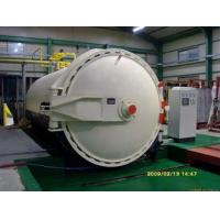 Automatic Laminated Wood Autoclave / Auto Clave Machine 3.2m , Food Deep Processing