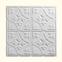 Quality Genesis Designer 2' x 2' PVC Antique Lay-In Ceiling Tile for sale
