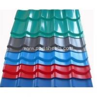 Quality aluminum corrugated roofing sheet for sale
