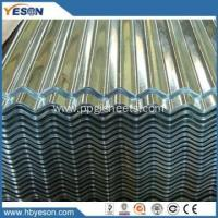 Quality 22 Gauge Corrugated Steel Roofing Sheet for sale