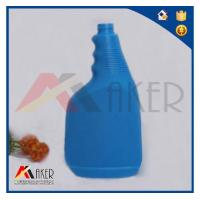 Quality Hot Sell 1 Liter PE Detergent Bottle,Plastic PE Bottle With 28/410 Trigger Sprayer for sale
