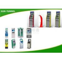 Buy cheap Thin And Small Gift / Prepaid Card Vending Machine , Anti Dust Atm Kiosk Credit Card from wholesalers