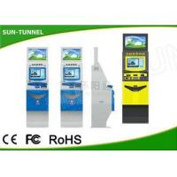 Buy cheap Quick Payment Self Service Internet Kiosk Credit Card Reader USB / HDMI Interface from wholesalers