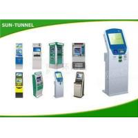 Buy cheap Customize All In One Kiosk Card Dispenser Machine With Cash Acceptor OEM Available from wholesalers