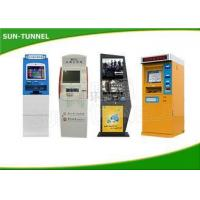 Buy cheap 19 Inch LCD Display Card Dispenser Kiosk With Coin Acceptor Industrial Pc System from wholesalers