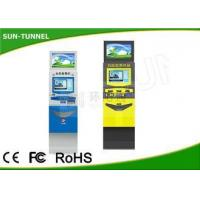 Buy cheap Multi - Language Outdoor Information Kiosk , SAW Touch Self Service Mail Kiosk from wholesalers