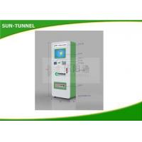 Quality Custom Made Automatic Cigarette Vending Machines For Shopping Mall And Airport for sale