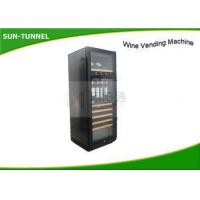 Quality Intelligent Wine Dispenser Wine Vending Machine LCD Touch Panel Attached for sale