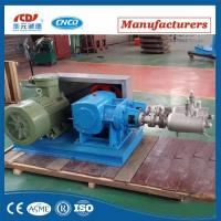 Quality Certificated CO2 Cylinder Filling Pump Efficiently. for sale