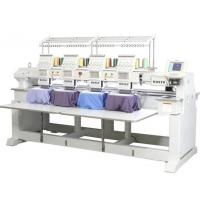 Buy cheap 4 Head Multi Thread Embroidery Machine with Different Sizes of Embroidery Hoops from wholesalers