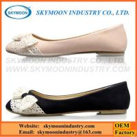 Buy cheap Factory Women Lady Shoes With Lace Bowknot from wholesalers