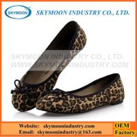 Buy cheap Hot Sale Leopard Printing Women Shoes from wholesalers