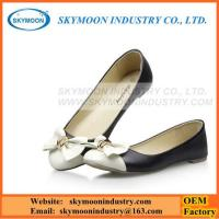 Buy cheap Factory Mordern Lady Shoes With colors combination from wholesalers