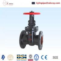 Quality Coupling Z44T-10/16 parallel double gate valve for sale