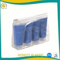 Quality pvc plastic cosmetic bag for sale