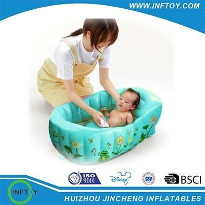 comfortable baby bath tub of inftoy. Black Bedroom Furniture Sets. Home Design Ideas