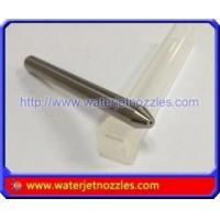 China Abrasive nozzle/orifice, spray nozzle for waterjet machine parts on sale