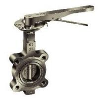 Buy cheap CAST IRON BUTTERFLY VALVE from Wholesalers