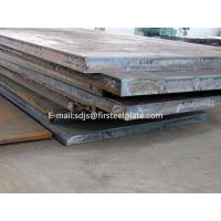 Quality S550Q high yield strength Q+T heat treatment steel plate for sale