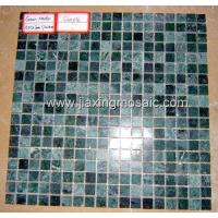 Quality Marble Mosaic JX-MBM071 Green-Marble(polished) for sale