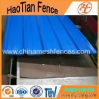 Quality Standard Temporary Steel Hoarding for sale