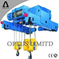Buy cheap HC electric wire rope hoist from Wholesalers