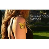 Quality 24K Gold Tattoos for sale