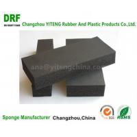Quality Fine nbr/pvc black rubber foam for wholesale for sale