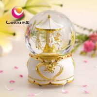 Buy cheap 2016 New Product Polyresin Carousel Music Box from wholesalers