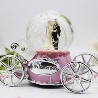 Buy cheap Snow Globe Music Box Valentine Gifts from wholesalers