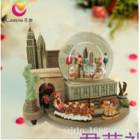 Buy cheap Custom Gifts Globe Music Boxes from wholesalers